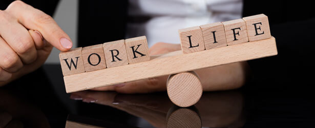 Five ways to manage your work-life balance when you work from home