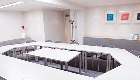 Conference rooms available in Glasgow at Blue Square Offices